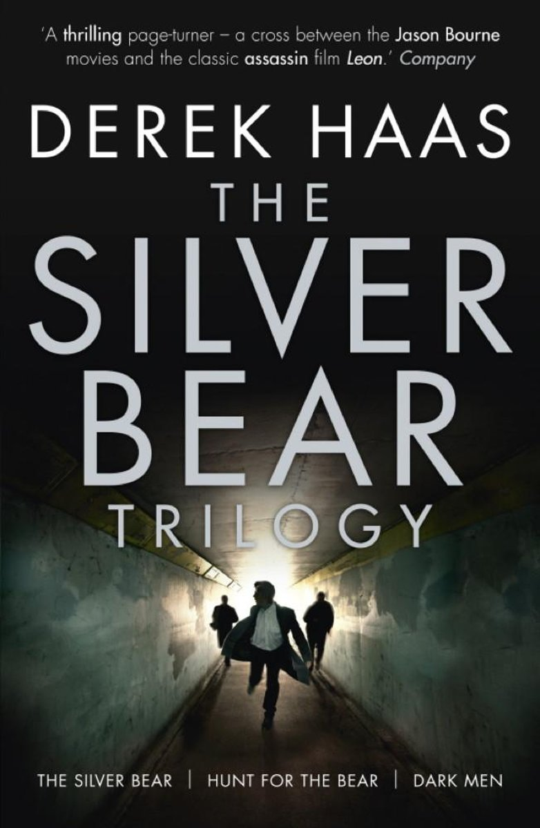 Image result for the silver bear novel