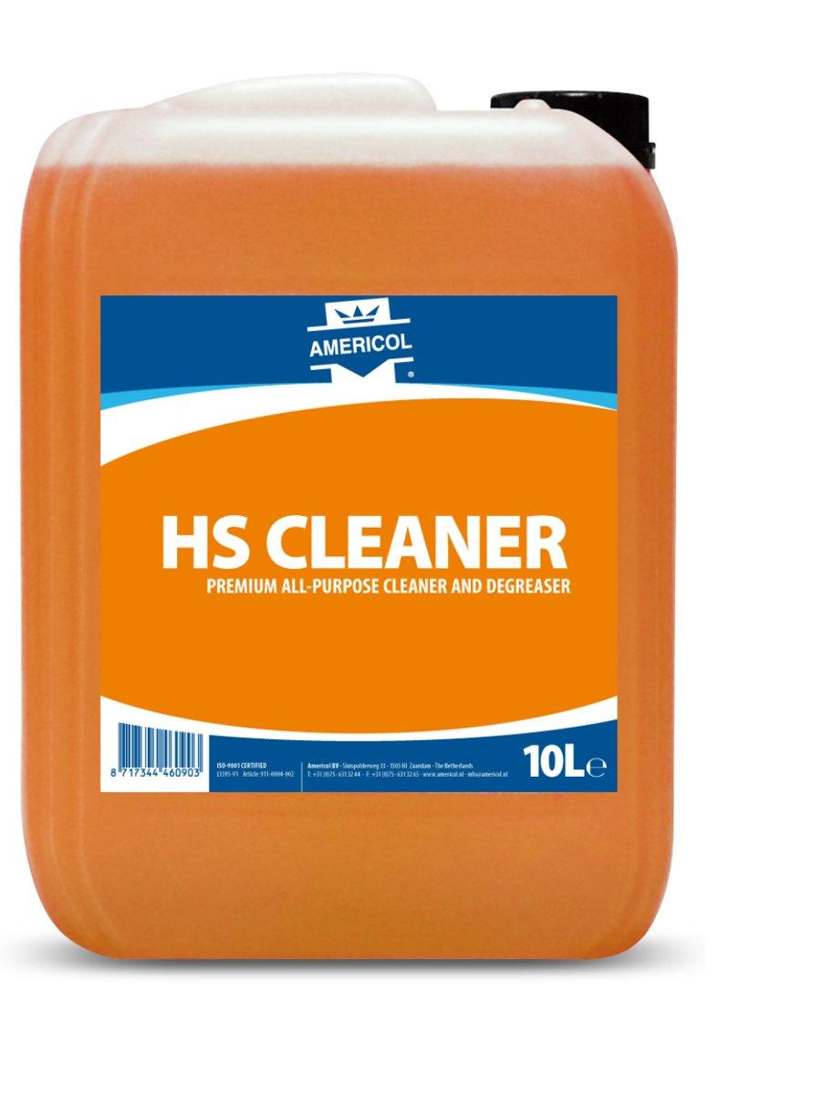 Americol HS Cleaner - 10L kopen