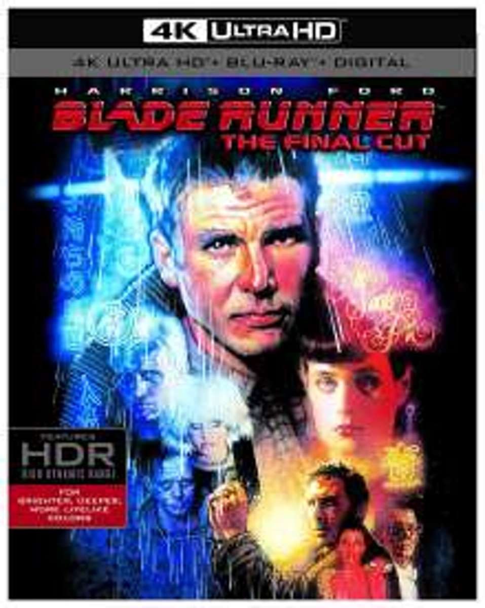 Blade Runner (Final Cut) (4K Ultra HD Blu-ray) (Import)-