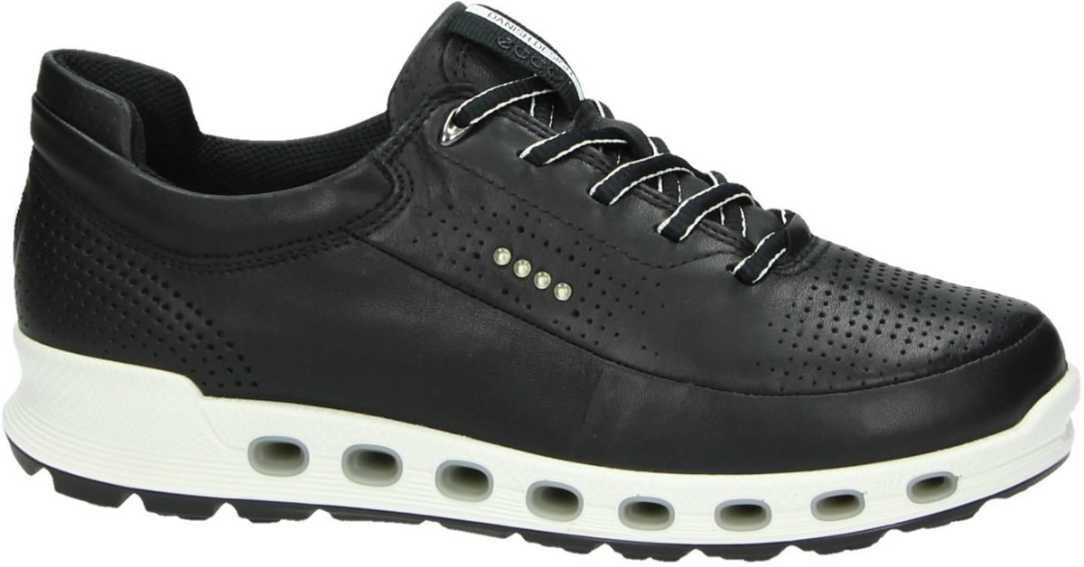 ECCO Cool 2.0 dames sneaker Zwart Maat 38