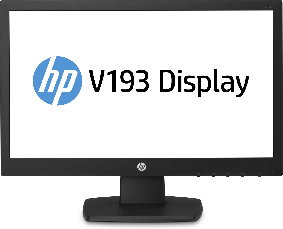 HP V193 - Monitor