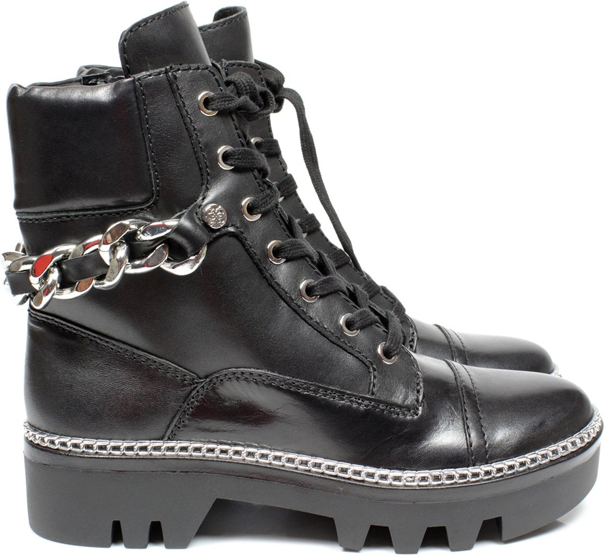 | Guess Domain Dames Boots Zwart Maat 36