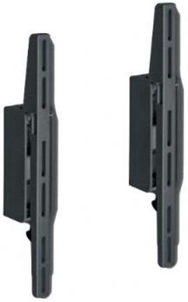 Meliconi Wandbeugel Flat 1 Plus Zwart 20-85 inch, 70 kg kopen