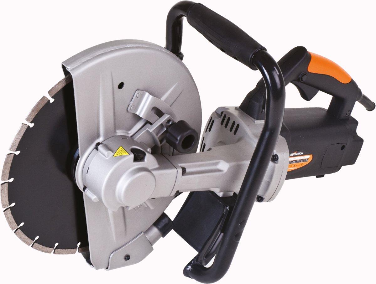 Evolution DISCCUT3052EU - 305 mm Steen doorslijper kopen