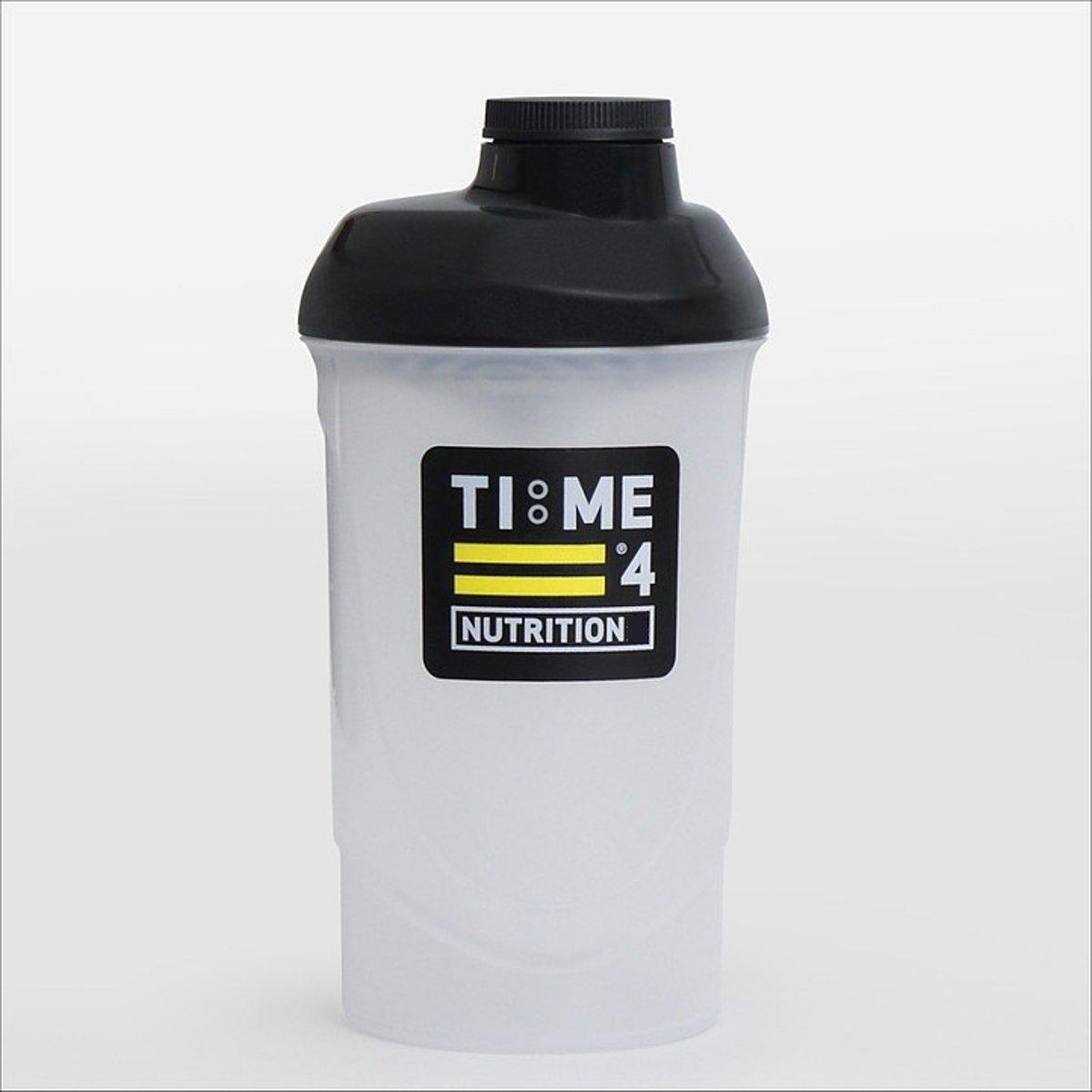 Time 4 Nutrition 700ml Shakebeker + 1 Gratis Whey Eiwitten Proteïne Zakje kopen