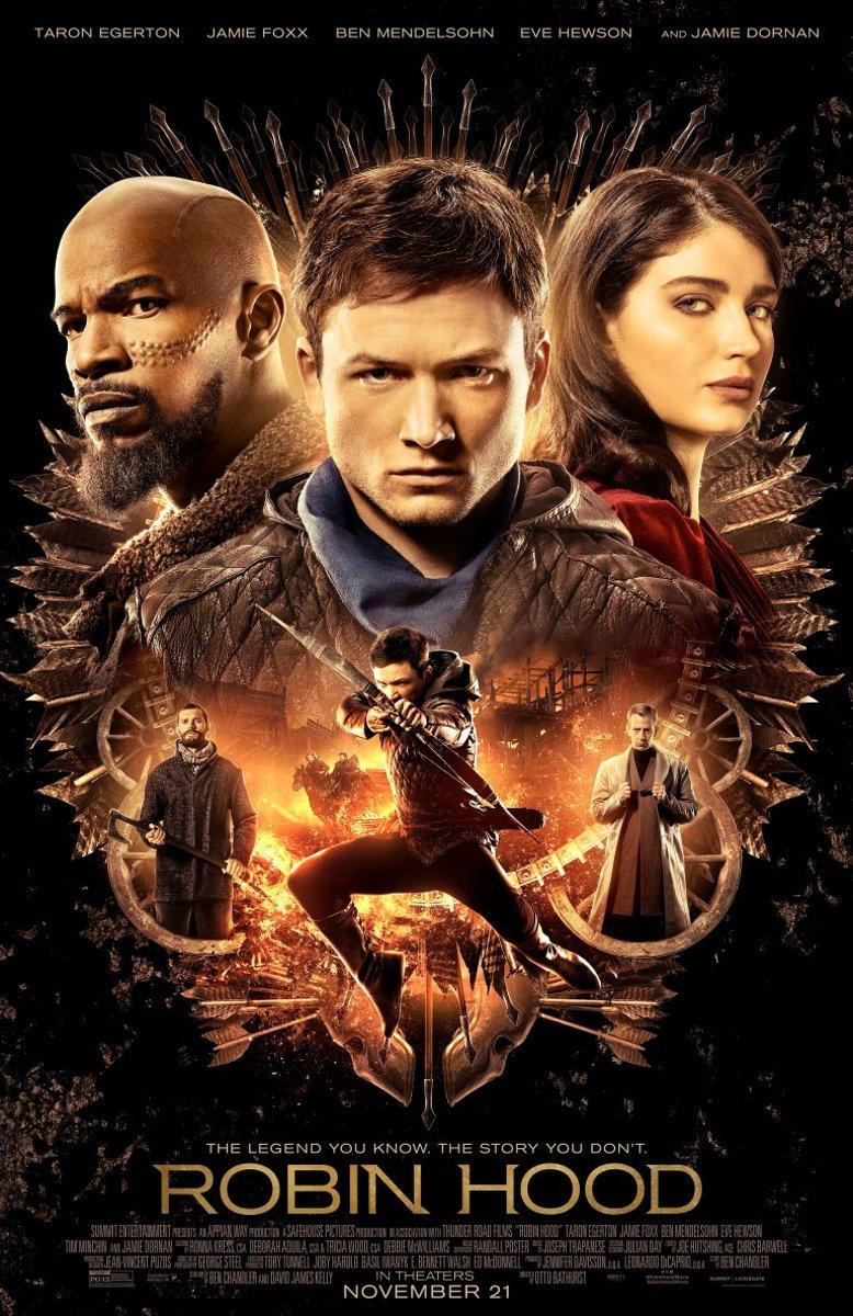 Poster - Robin Hood - Filmposter nr. 1 kopen