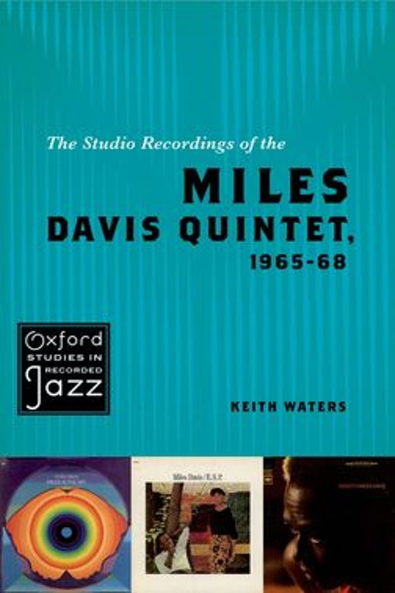bol.com | The Studio Recordings of the Miles Davis Quintet, 1965-68  (ebook), Keith Waters |.