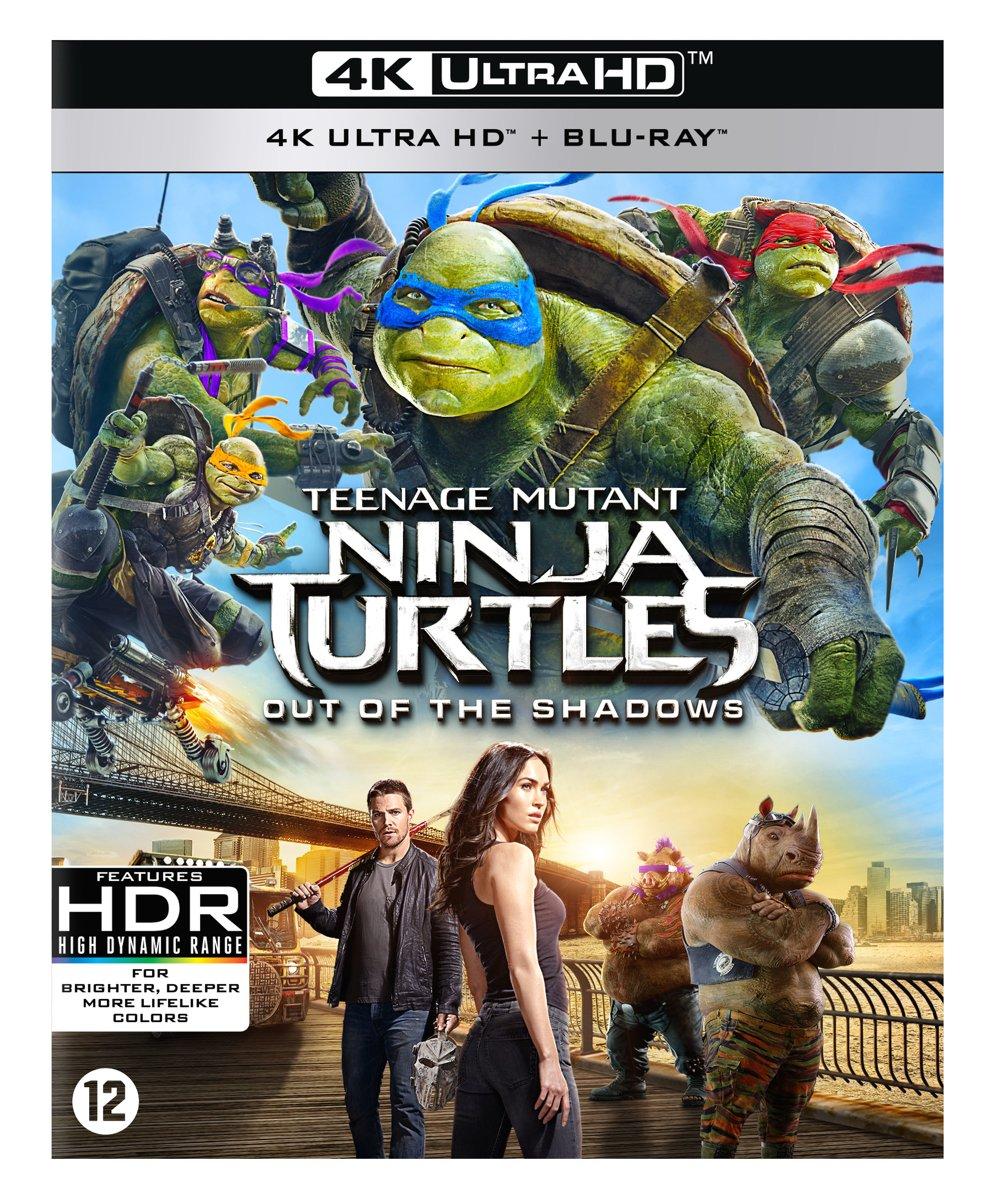 Teenage Mutant Ninja Turtles 2 - Out Of The Shadows (4K Ultra HD Blu-ray)-