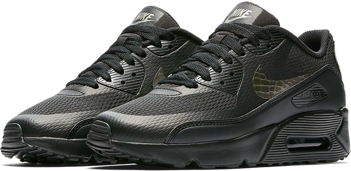 ecd55ddd159 bol.com | Nike Air Max 90 Ultra 2.0 (GS) Sneakers - Maat 39 - Unisex - zwart