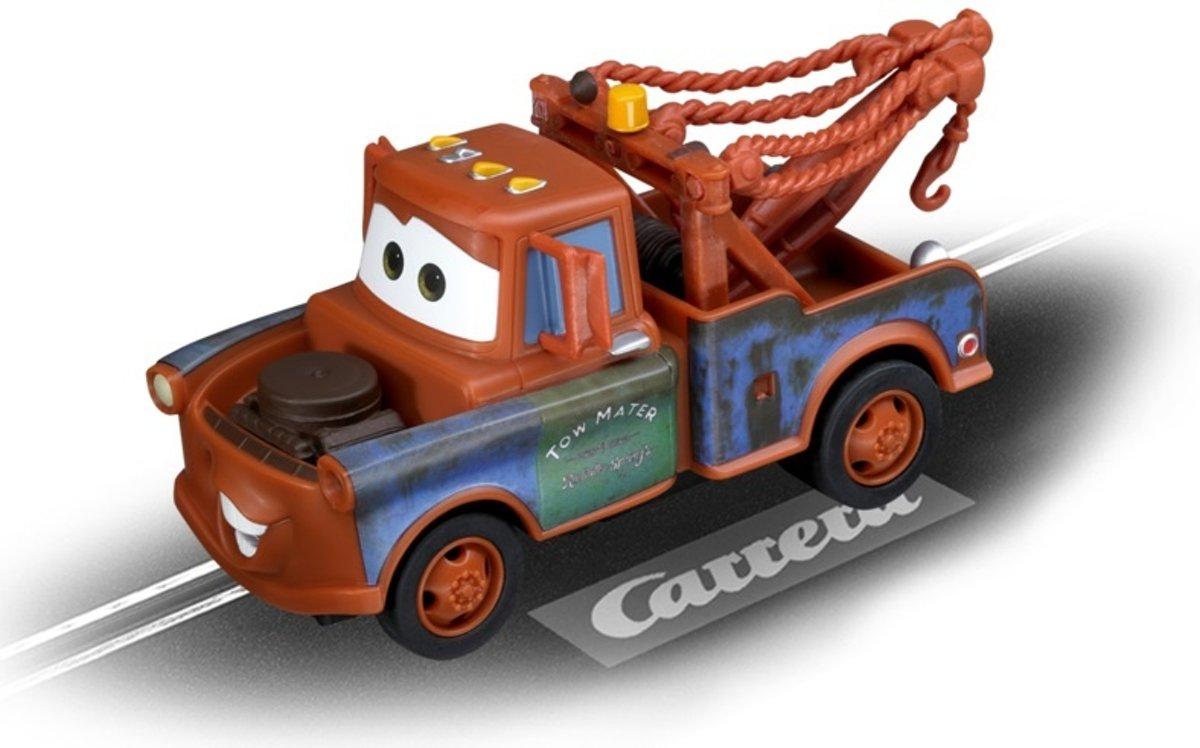 Carrera Digital 143 Cars Mater - Racebaanauto
