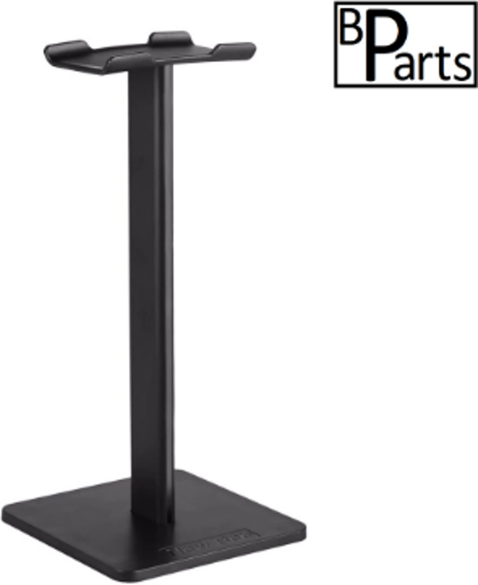 BParts - Koptelefoon Houder - Koptelefoon Standaard - Staande Headset Houder - Zwart kopen