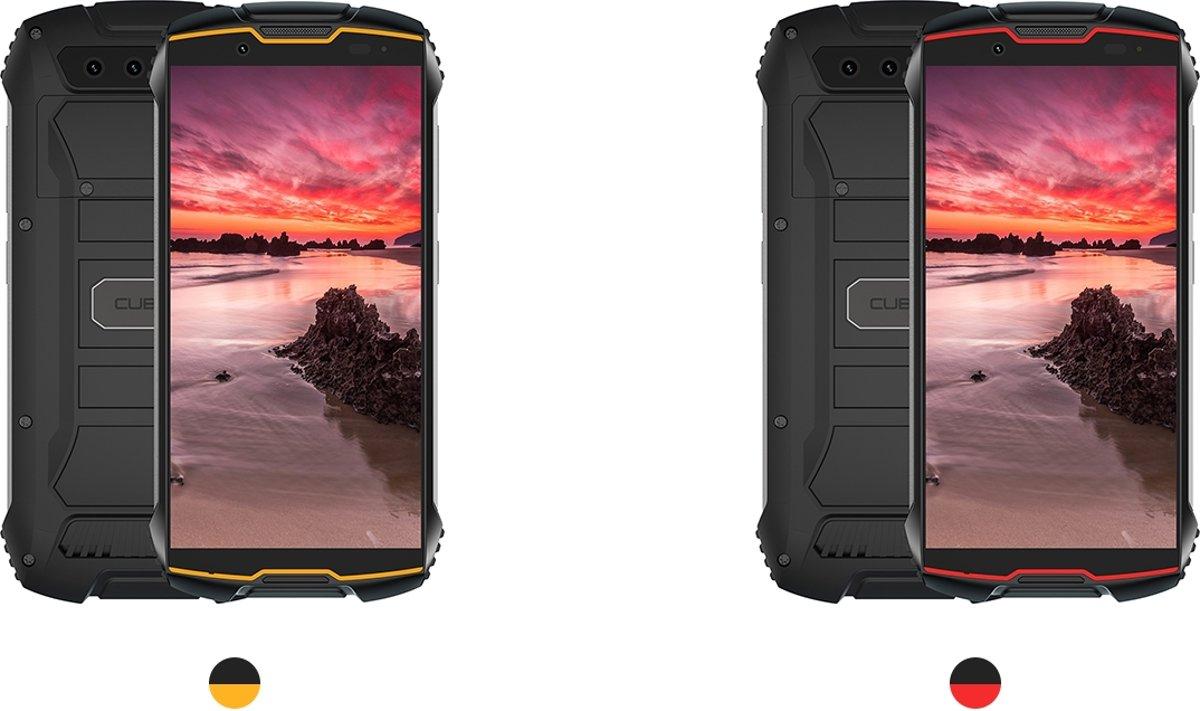 Cubot King Kong Mini 32GB zwart/oranje kopen