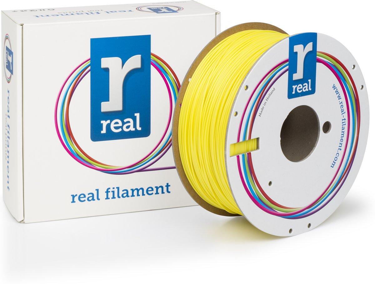 REAL Filament PETG geel 1.75mm (1kg)