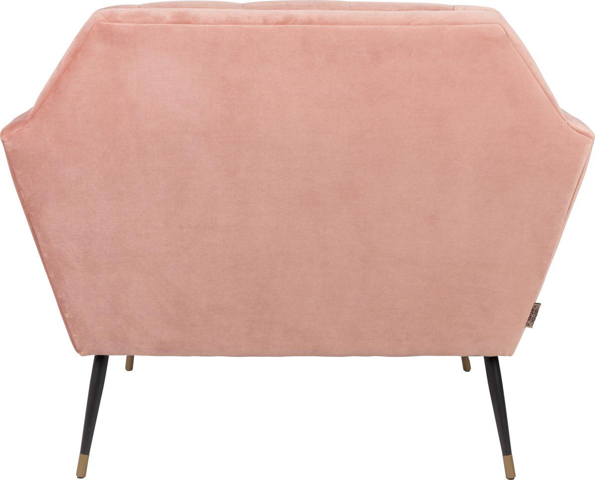 Oud Roze Fauteuil : Bol dutchbone kate fauteuil oudroze