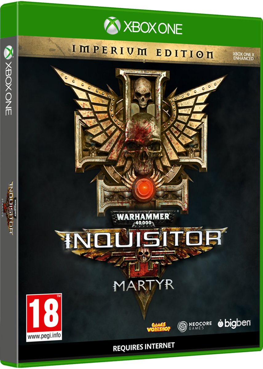 Warhammer 40K Inquisitor Martyr - Imperium Edition Xbox One