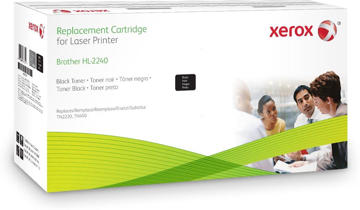 Xerox 106R02634 - Toner Cartridges / Zwart alternatief voor Brother TN2220 kopen