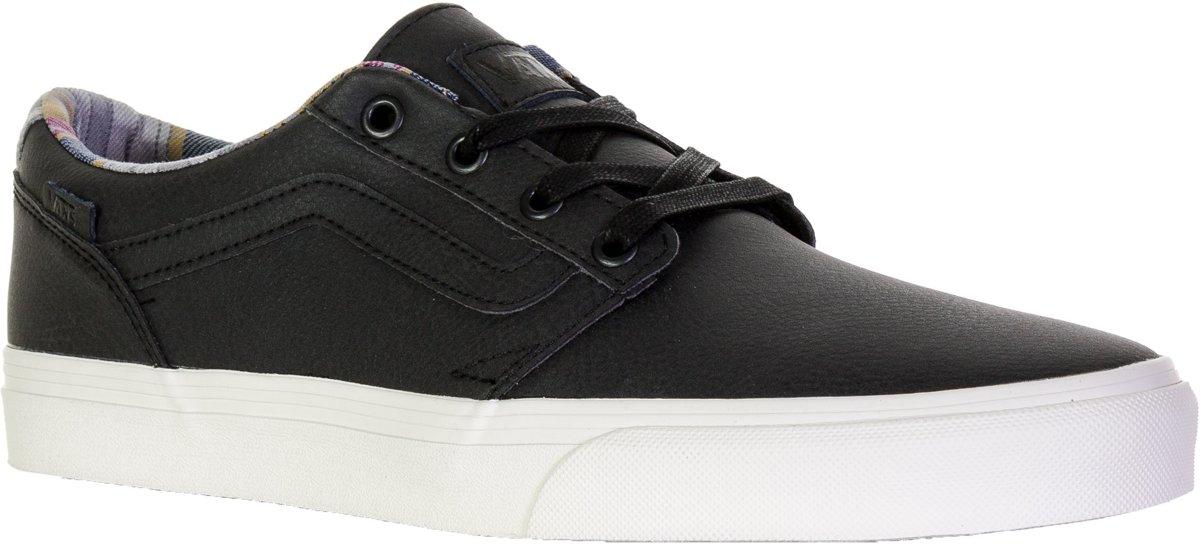 d2ff82e2708 bol.com | Vans Chapman Stripe Sneakers Heren Sportschoenen - Maat 43 -  Mannen - zwart