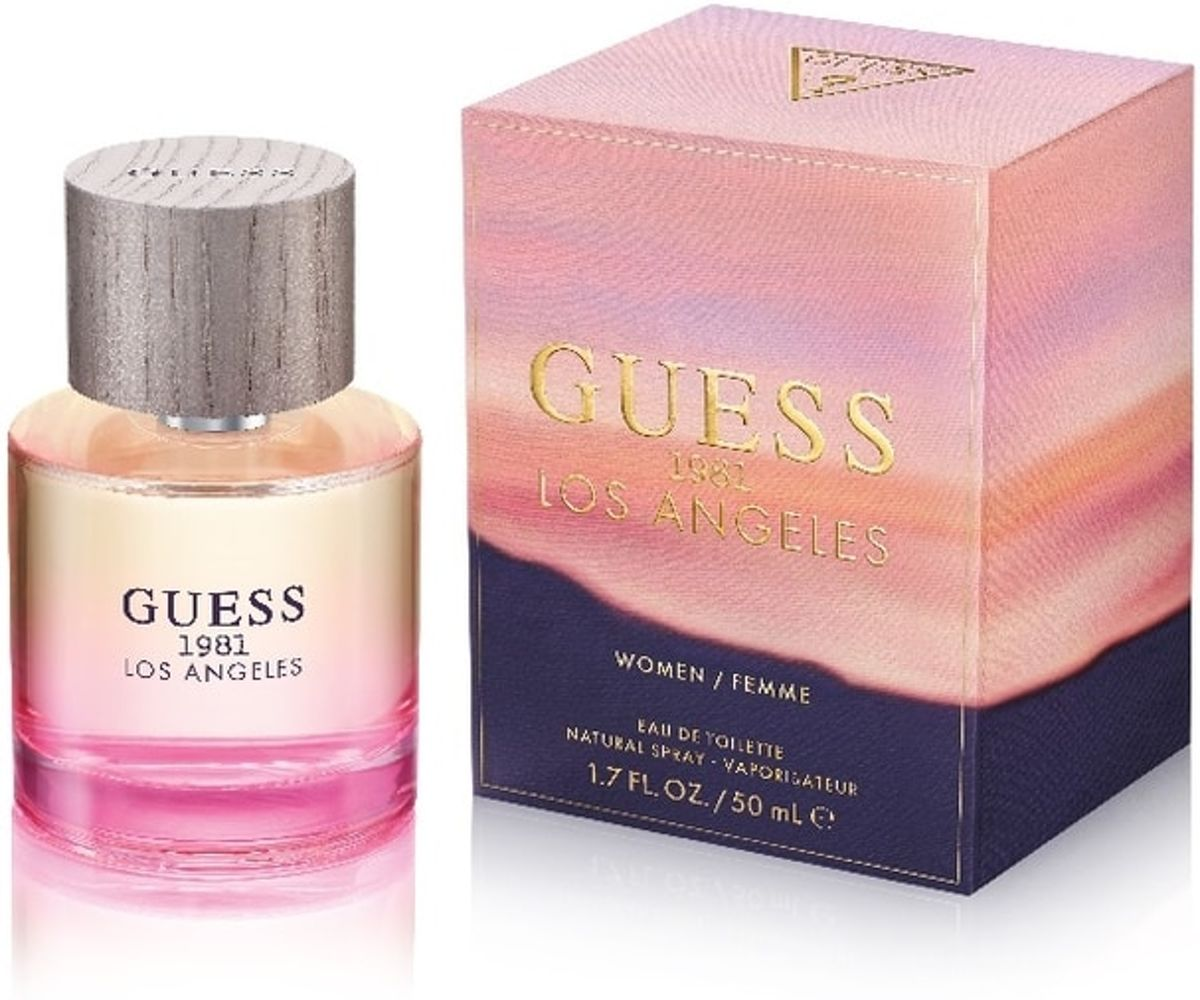 guess 1981 la summer woman edt 100ml spray