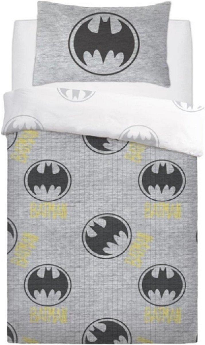 Batman dekbedovertrek - 1 persoons dekbed Bat-Man kopen