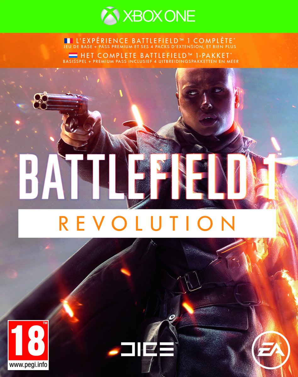 Battlefield 1 - Revolution Edition Xbox One
