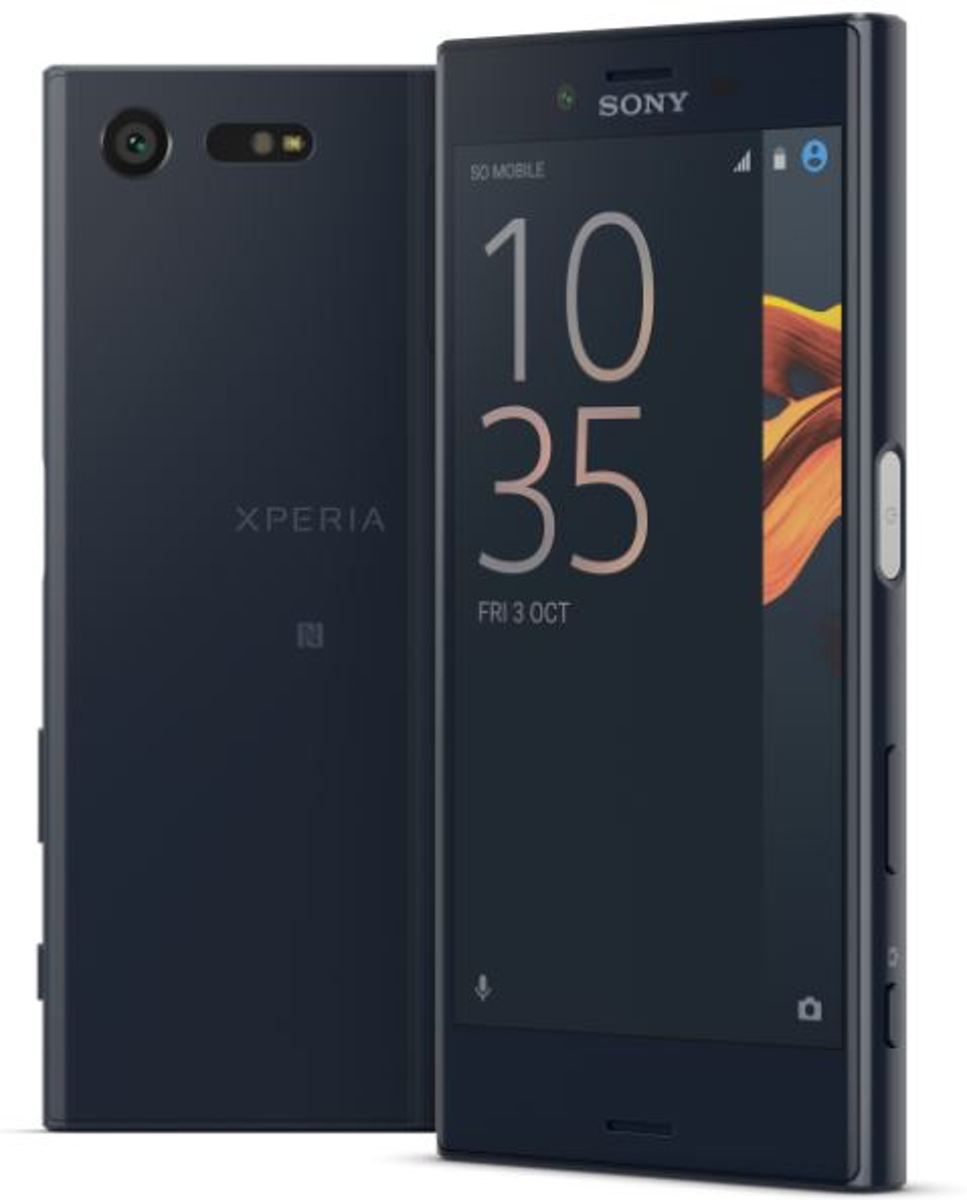 Sony Xperia X Compact - Zwart kopen