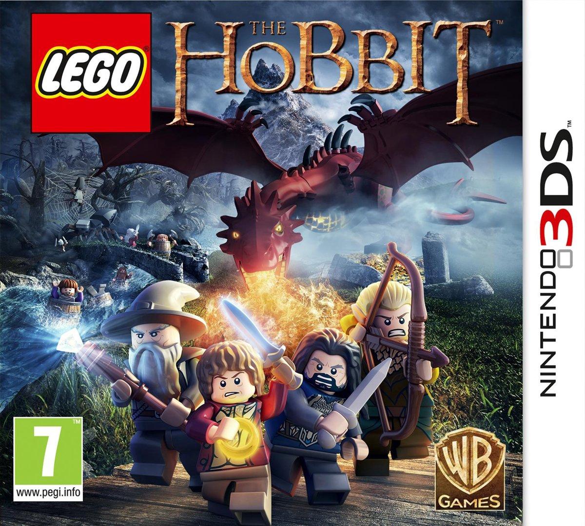 LEGO Hobbit - 2DS + 3DS voor €7,99