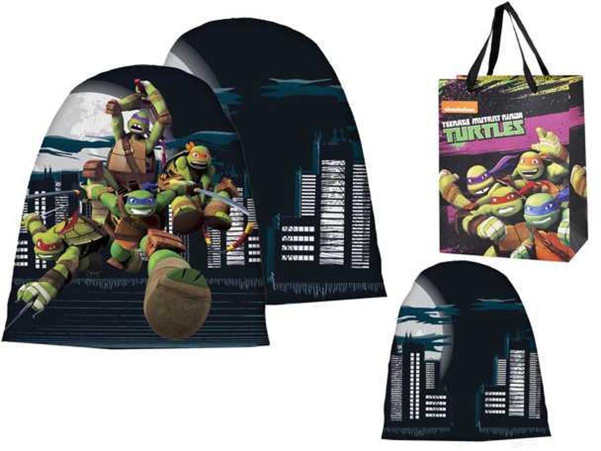 c307d9b418e bol.com | Ninja Turtles - Muts - Zwart