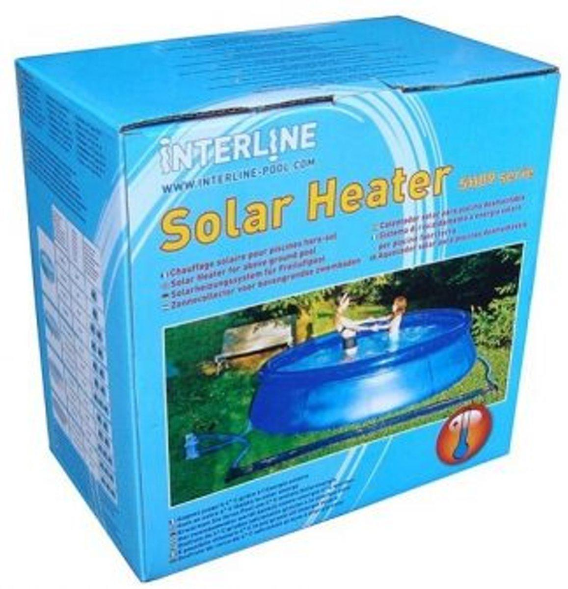 Interline Zwembad Solar Collecto