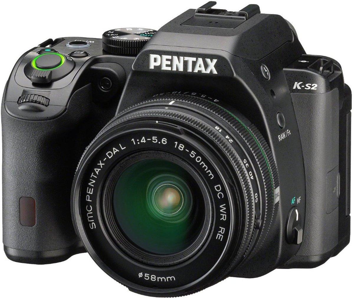 Pentax K-S2 + 18-50mm WR kopen