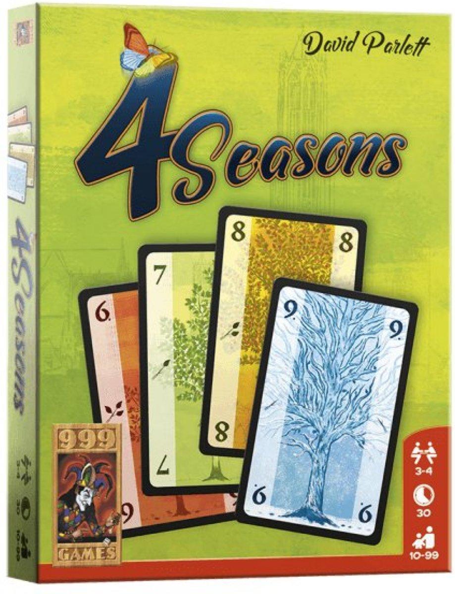4 Seasons Kaartspel