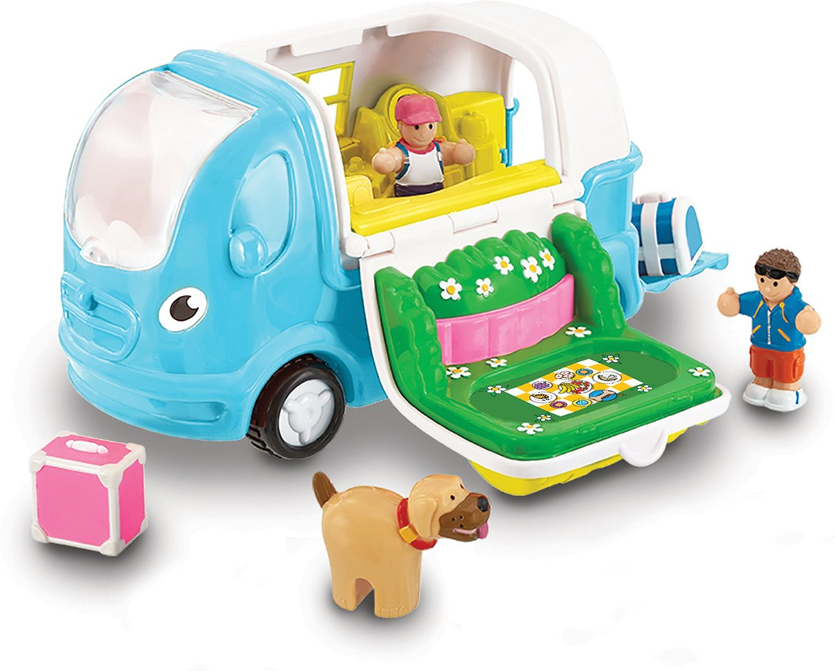WOW Toys Speelgoedvoertuig Camper Kitty
