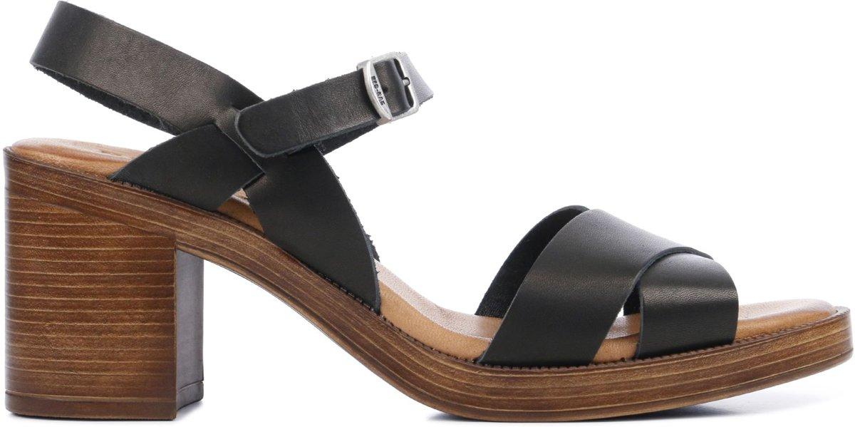 RED-RAG Dames Sandalen 79174 - Zwart - Maat 38 kopen