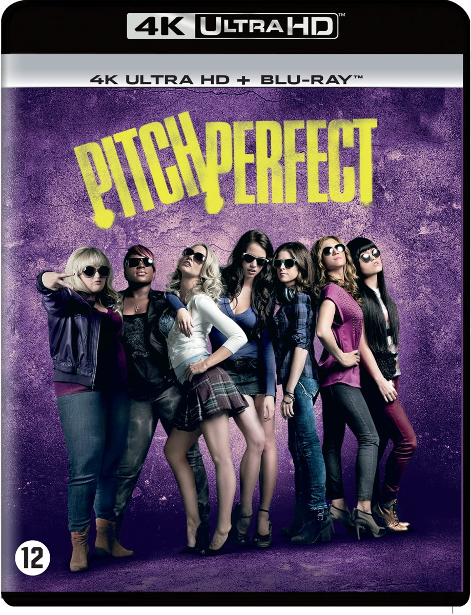 Pitch Perfect (4K Ultra HD Blu-ray)-