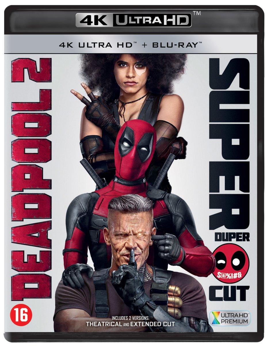 Deadpool 2 (4K Ultra HD Blu-ray) kopen