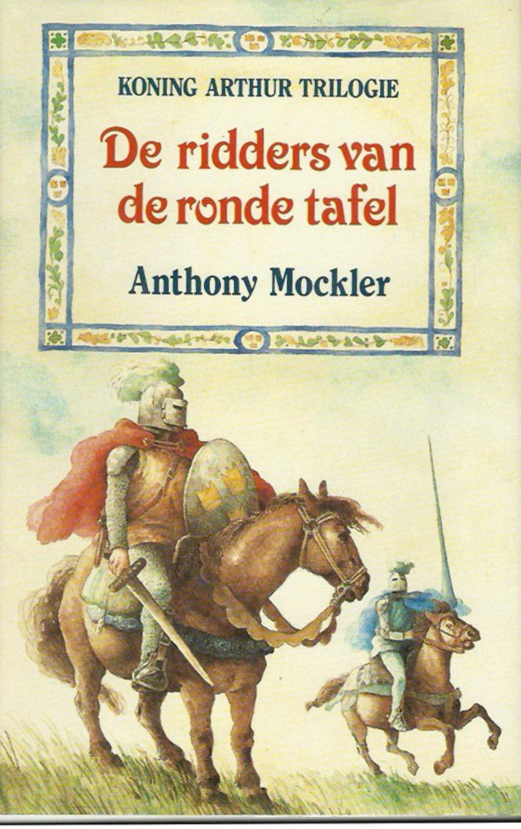 Ronde Tafel Koning Arthur.Bol Com Koning Arthur Trilogie De Ridders Van De Ronde Tafel