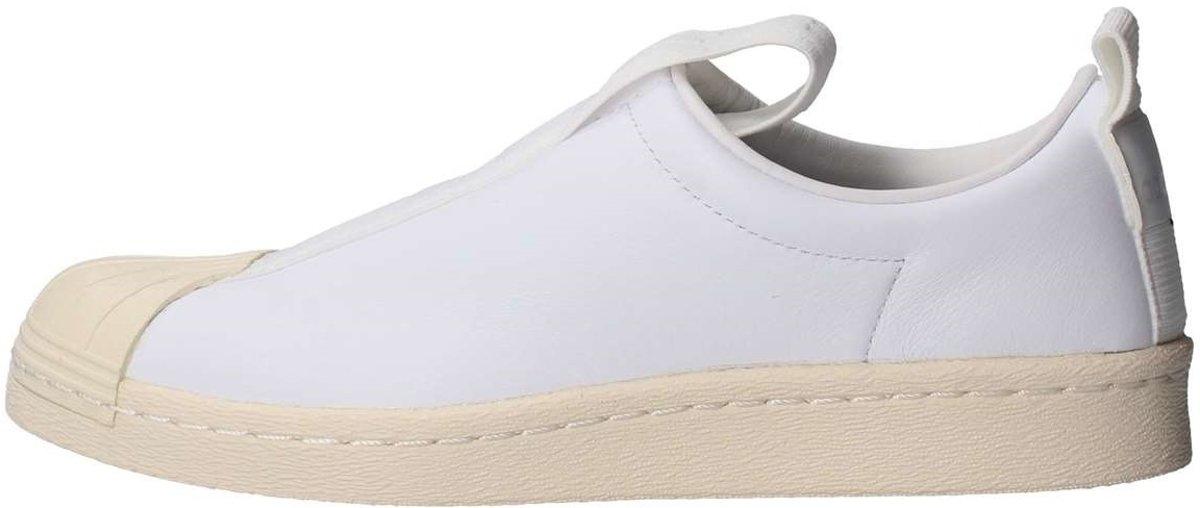 Adidas Sneakers Superstar Bw35 Slip Dames Wit Maat 36 23