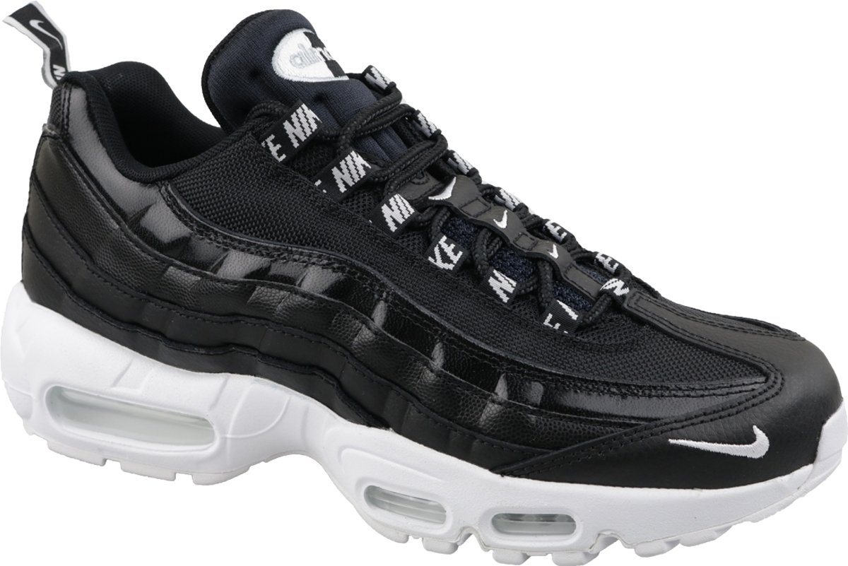 Nike Air Max 95 Premium 538416 020, Mannen, Zwart, Sneakers maat: 43 EU