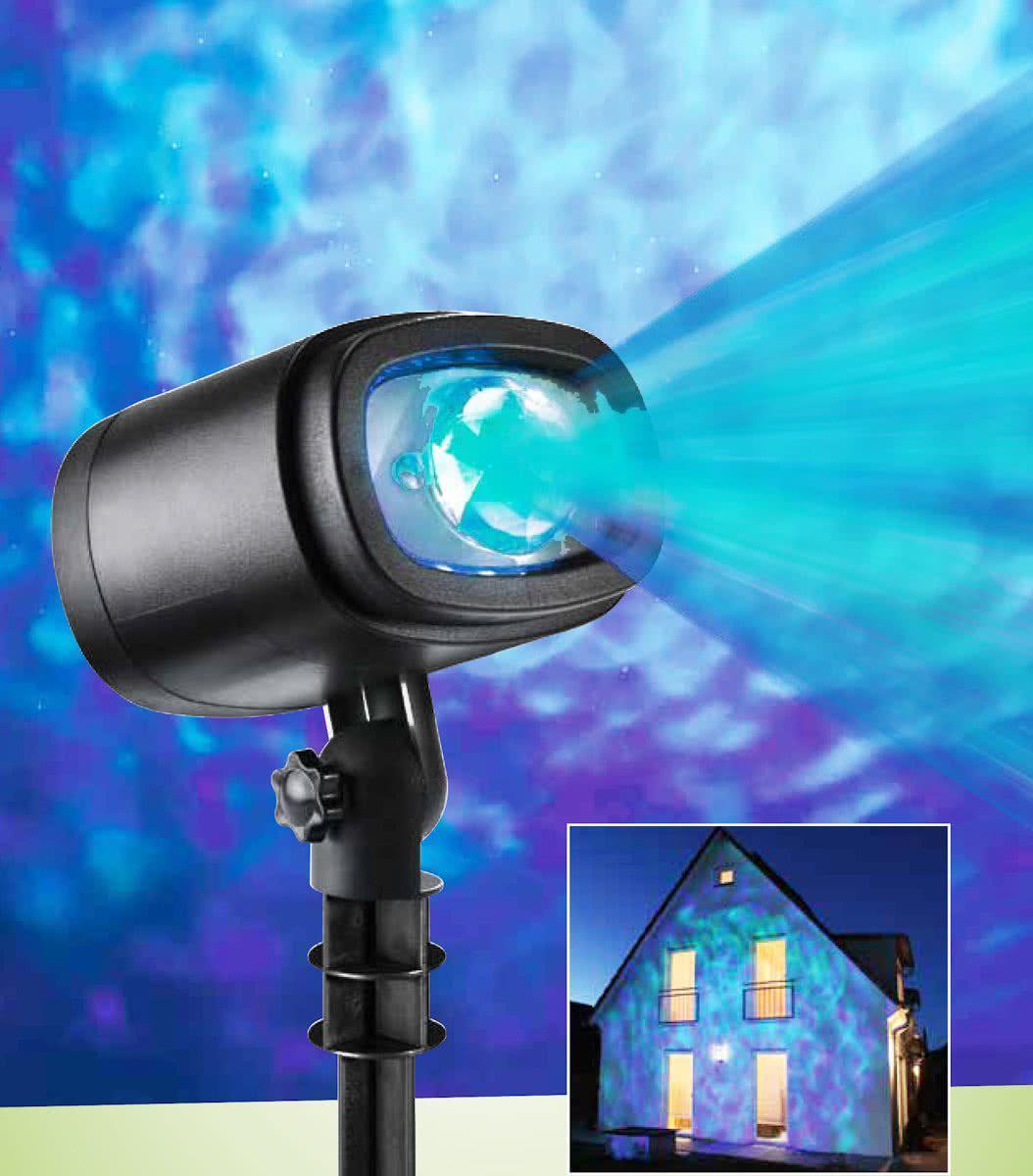 Lde Snoezel Fabriek LED wolken / water projector - Beamer kopen