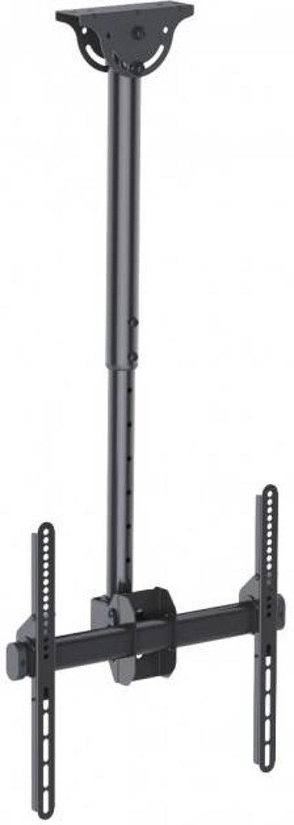 Techly ICA-CPLB 944S flat panel plafond steun 139,7 cm (55'') Zwart kopen