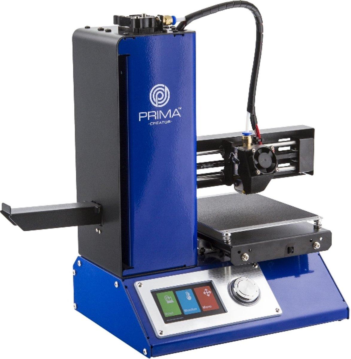 PrimaCreator P120 v2 3D-printer plug & play