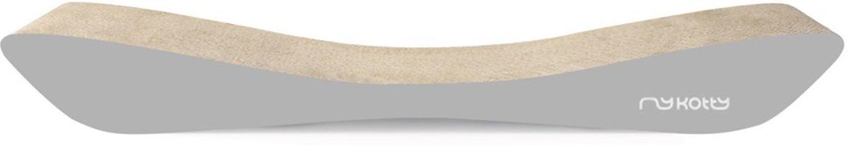 MyKotty TOBI Krabpaal - Grijs - 59 x 6,5 cm