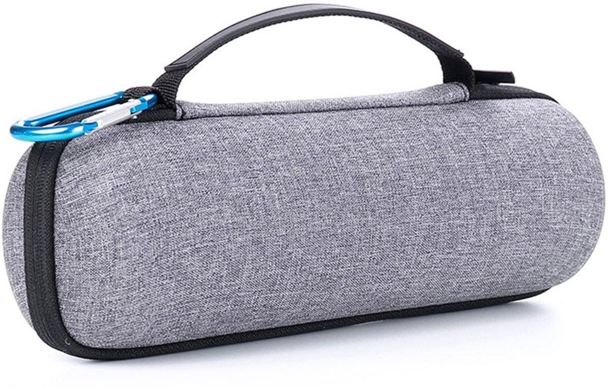 JBL Flip 3 & 4 - Beschermhoes Grijs - Premium Hard Case Cover Hoes Opberghoes kopen