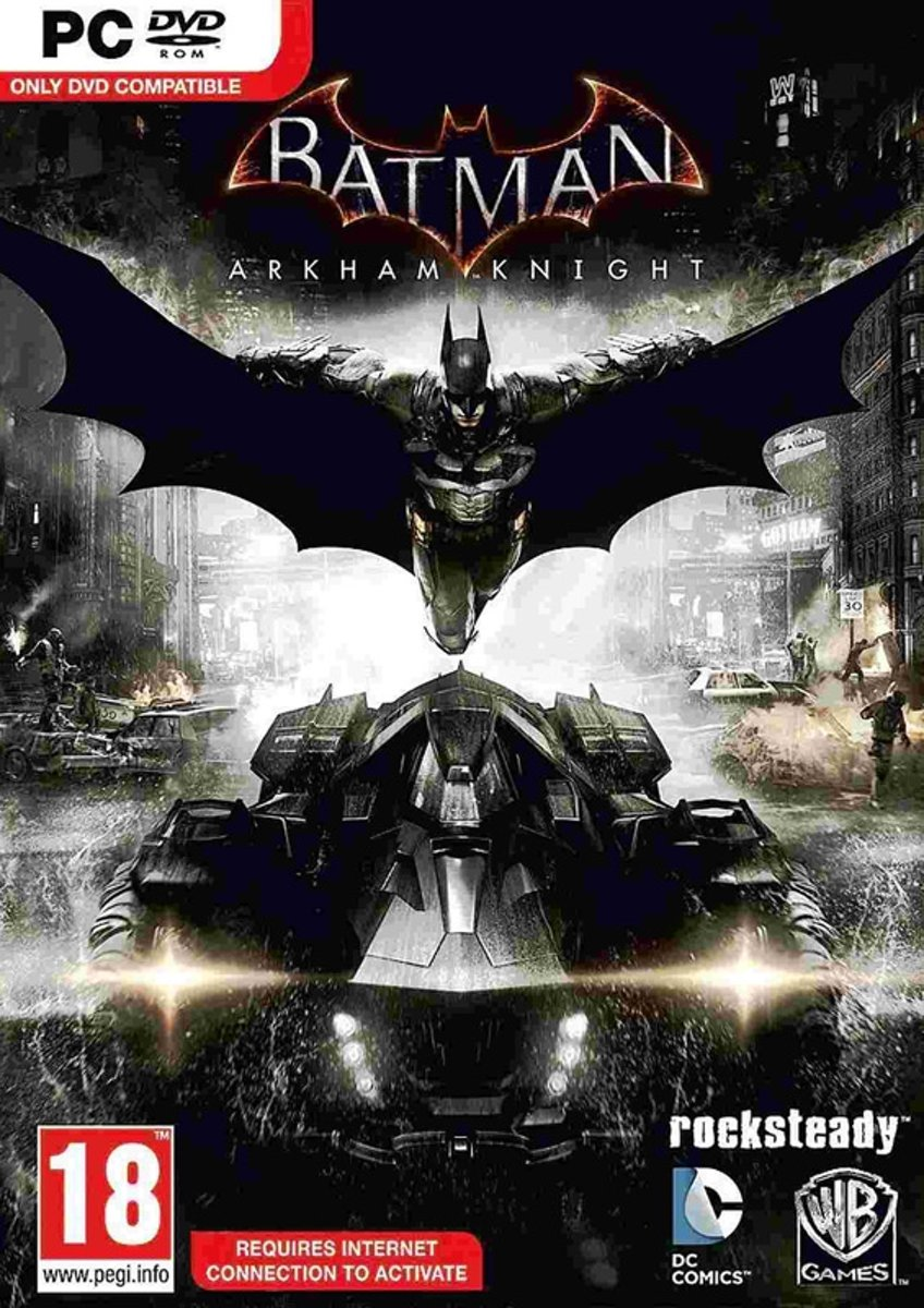 Batman: Arkham Knight (Harley Quinn DLC) /PC kopen