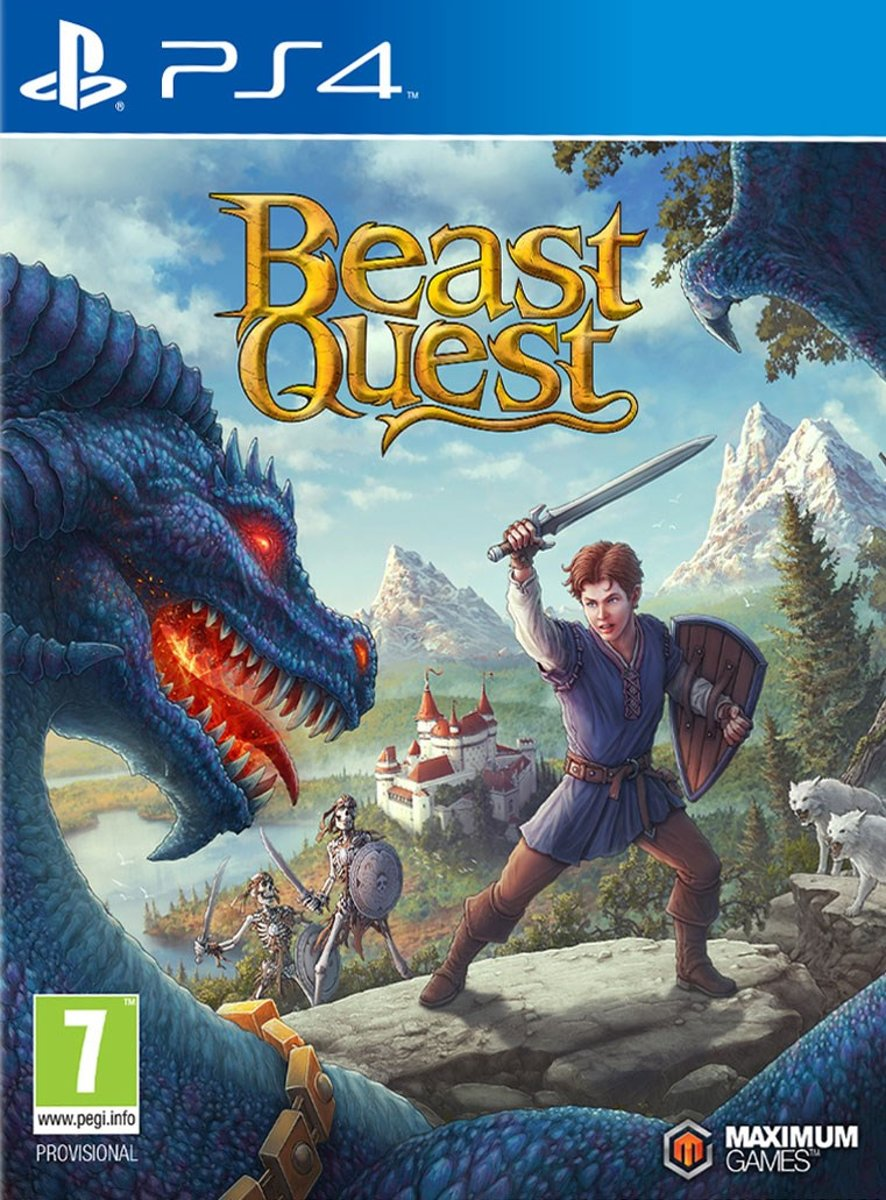 Beast Quest PlayStation 4