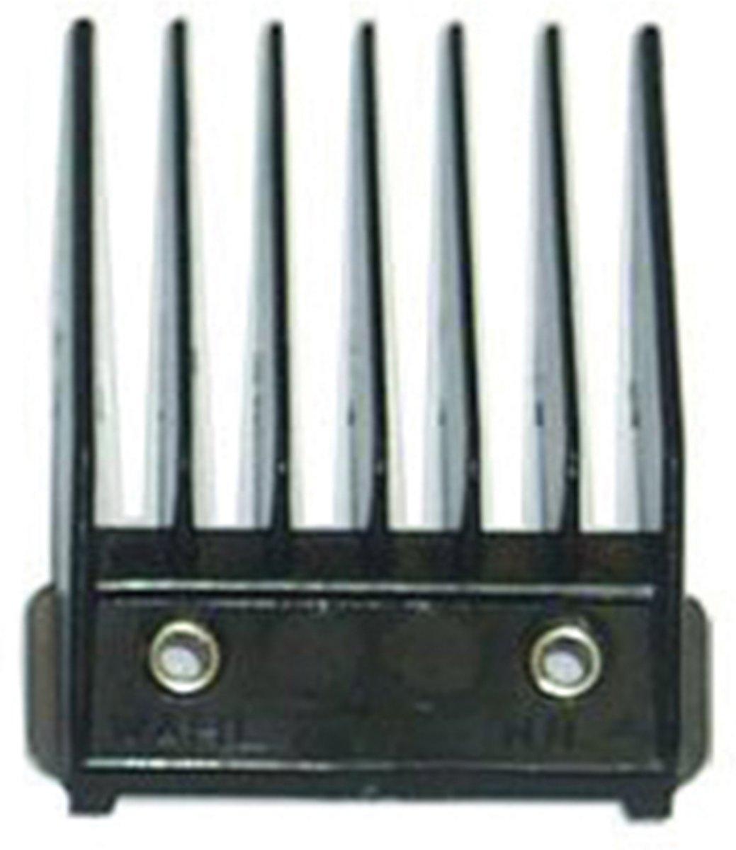 Wahl opzetkam nummer 4 - 13mm  zwart kopen
