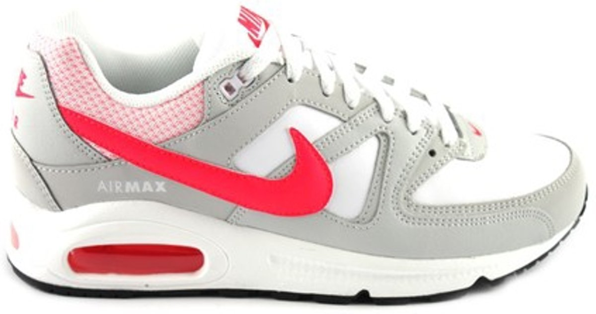 Nike Air Max Command Youth GS shoes red