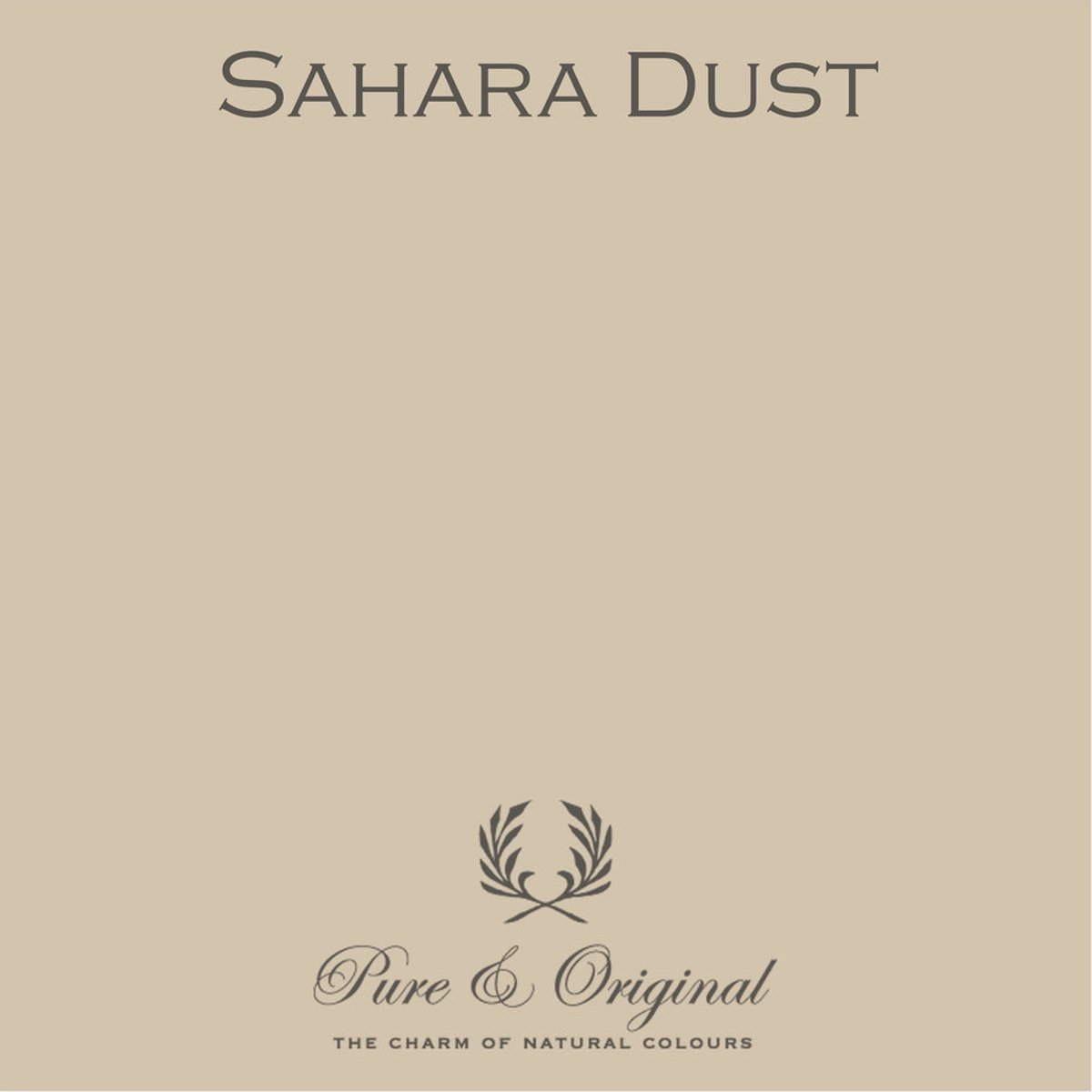 Pure & Original Fresco Kalkverf Sahara Dust 1 L
