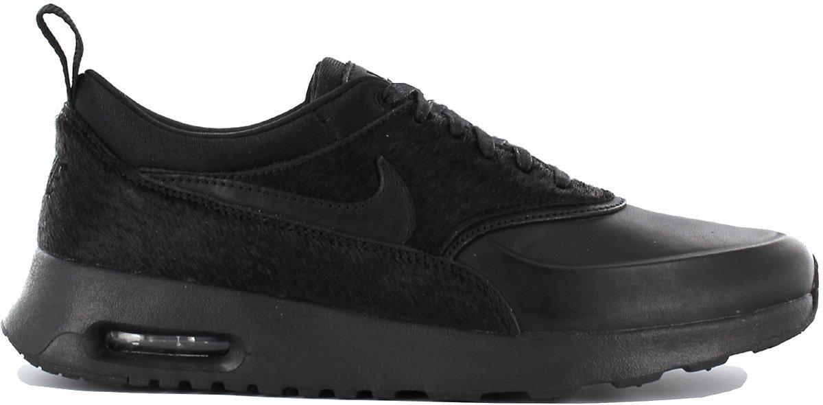 Nike Air Max Thea Jacquard Sneakers Dames zwart Maat 38.5