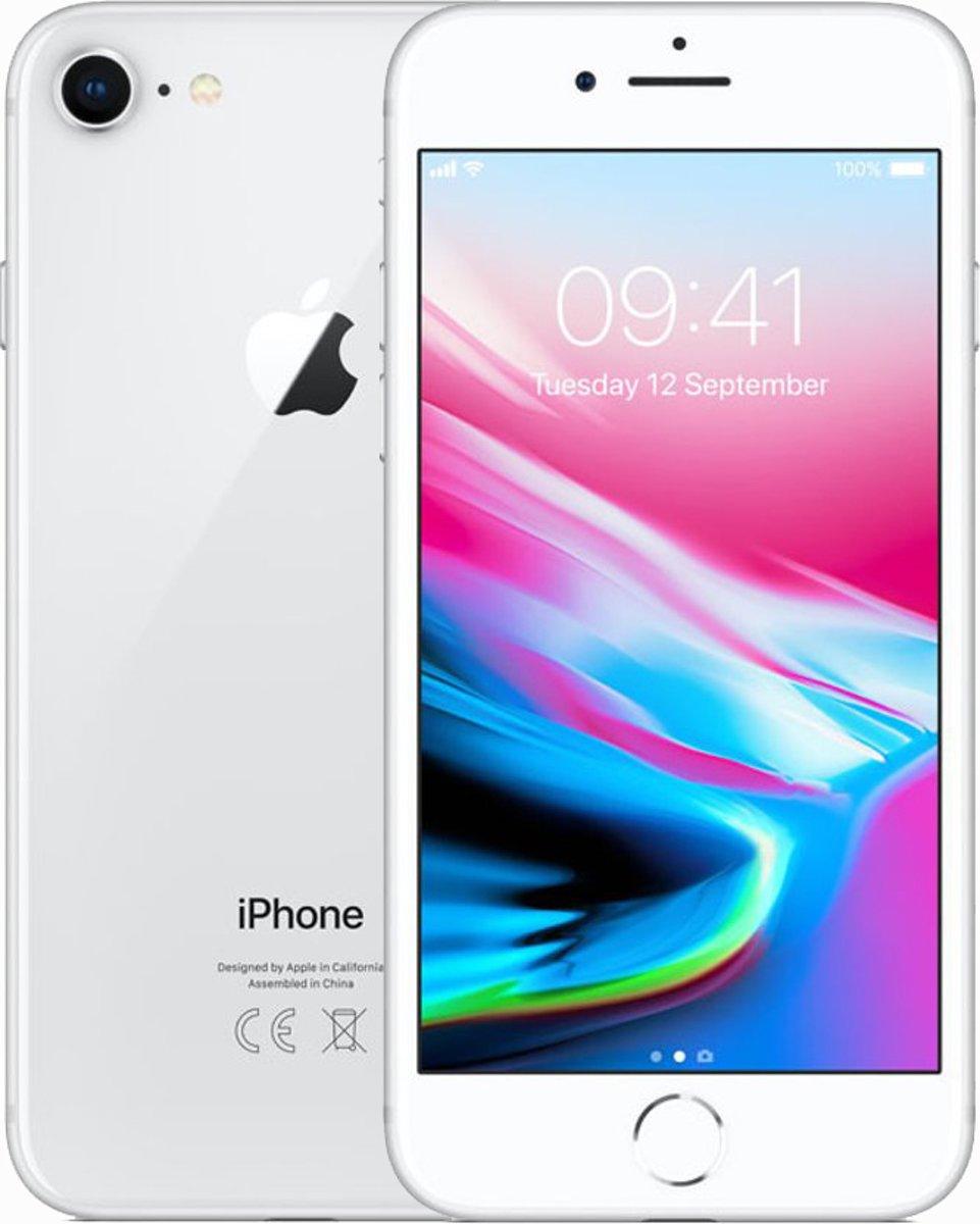 Apple iPhone 8 - 256GB - Zilver kopen