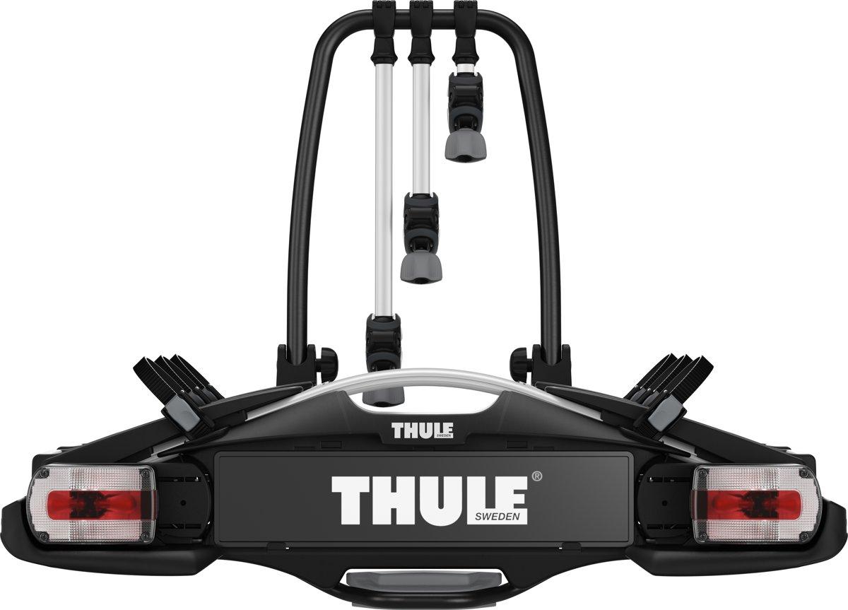 Thule VeloCompact 927 Fietsendrager - 7 polig - 3 fietsen - Kantelbaar kopen